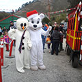 characters - Snowman and Polar Bear